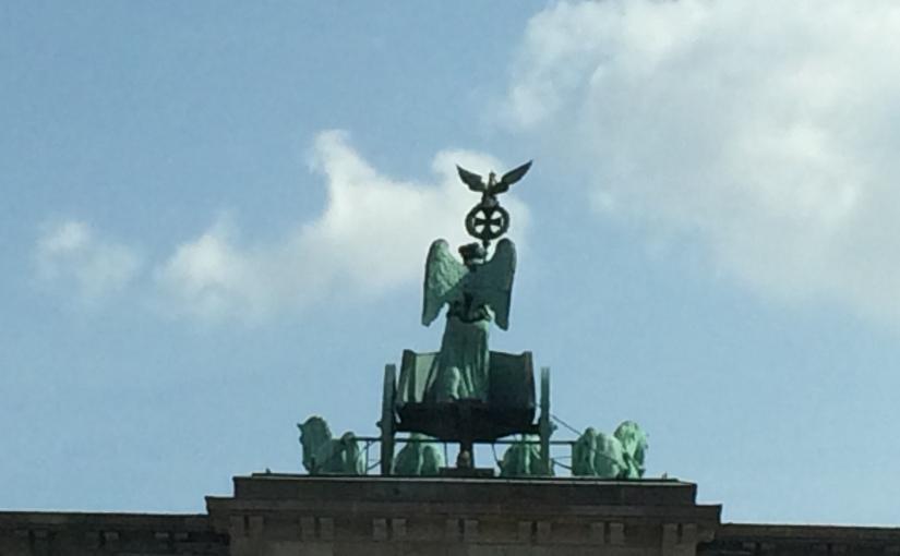 Berlin, Du bist so wunderbar –Berlin!