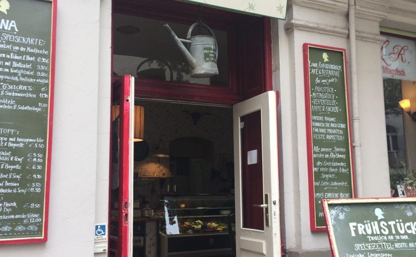 Nasenflügelbeben – oder auch: Ein Frühstück bei LinaRothenberger