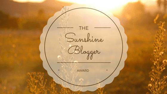Sunshine – Sunshine-Reggae – Sunshine-Blogger-Award