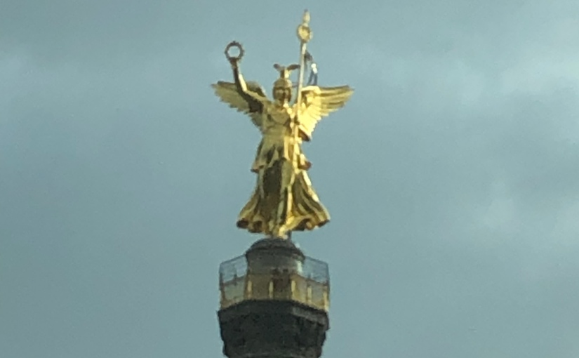 Ein Landei in der großen Stadt – Regen bringt Segen in Berlin undPotsdam
